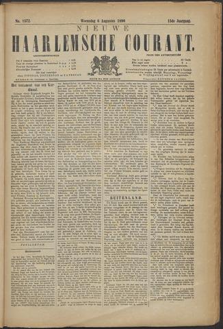 Nieuwe Haarlemsche Courant 1890-08-06