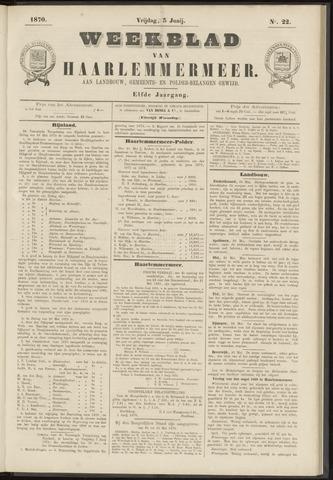 Weekblad van Haarlemmermeer 1870-06-03