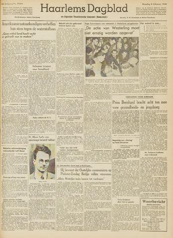 Haarlem's Dagblad 1950-02-06