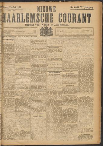 Nieuwe Haarlemsche Courant 1907-05-25