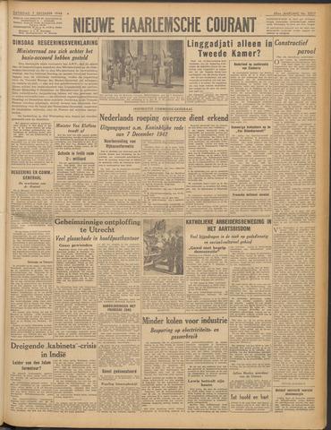 Nieuwe Haarlemsche Courant 1946-12-07