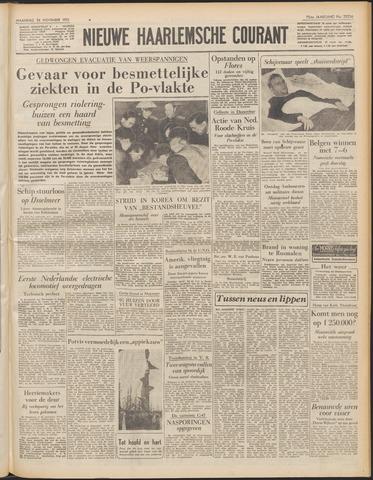 Nieuwe Haarlemsche Courant 1951-11-26