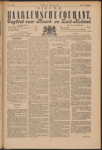 Nieuwe Haarlemsche Courant 1899-02-24