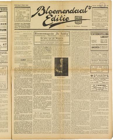 Bloemendaal's Editie 1928-03-10
