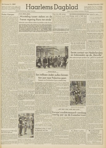 Haarlem's Dagblad 1947-12-08