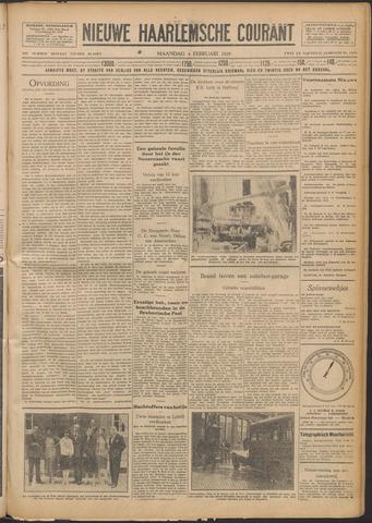 Nieuwe Haarlemsche Courant 1929-02-04