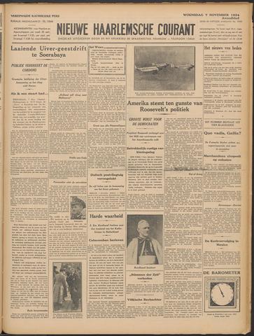 Nieuwe Haarlemsche Courant 1934-11-07
