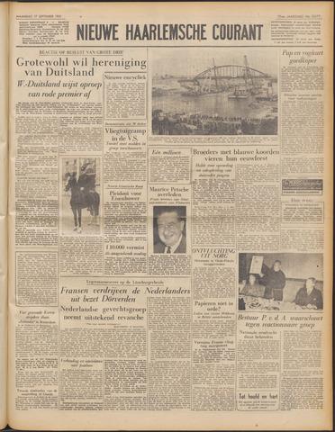 Nieuwe Haarlemsche Courant 1951-09-17