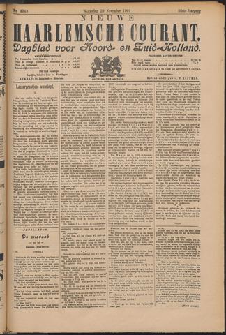Nieuwe Haarlemsche Courant 1901-11-20