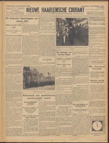 Nieuwe Haarlemsche Courant 1935-09-02