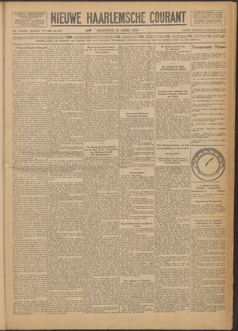 Nieuwe Haarlemsche Courant 1928-04-23