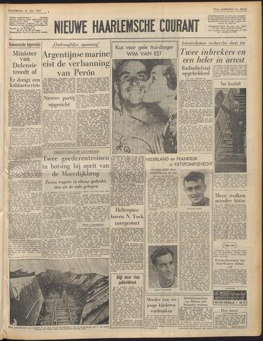 Nieuwe Haarlemsche Courant 1955-07-14