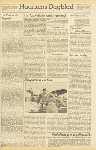 Haarlem's Dagblad 1945-09-03
