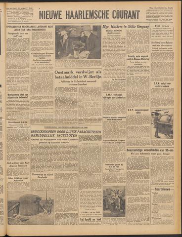 Nieuwe Haarlemsche Courant 1949-03-21