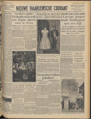 Nieuwe Haarlemsche Courant 1956-06-06