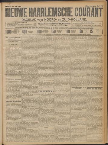 Nieuwe Haarlemsche Courant 1911-01-20