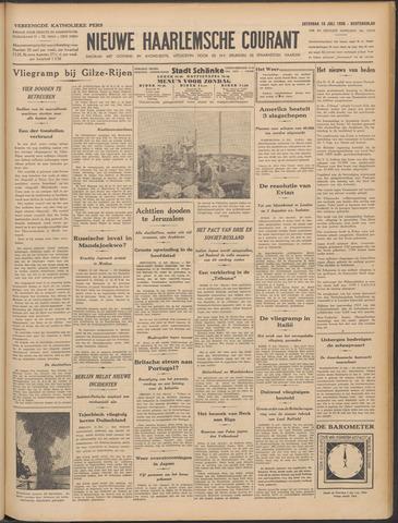Nieuwe Haarlemsche Courant 1938-07-16