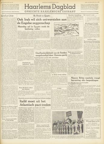 Haarlem's Dagblad 1951-10-12