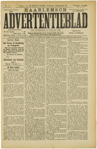 Haarlemsch Advertentieblad 1898-02-12