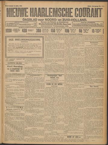 Nieuwe Haarlemsche Courant 1913-08-13