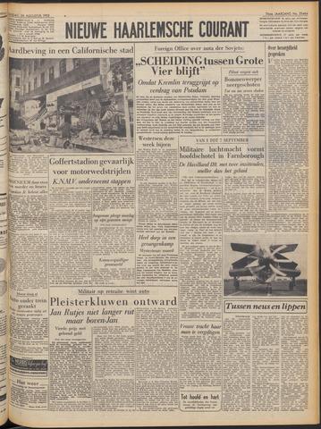 Nieuwe Haarlemsche Courant 1952-08-26