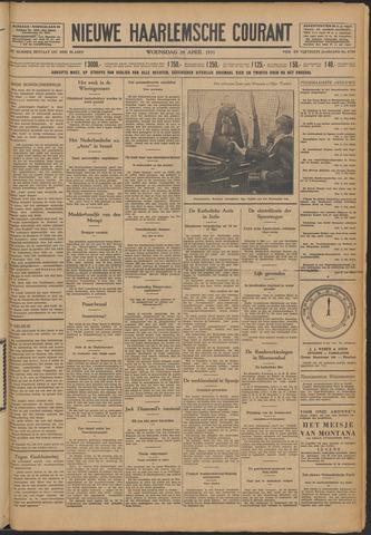 Nieuwe Haarlemsche Courant 1931-04-29
