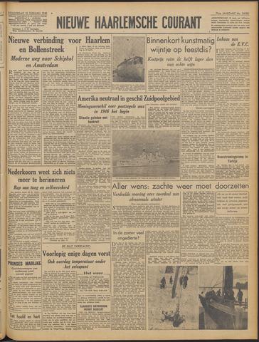 Nieuwe Haarlemsche Courant 1948-02-19