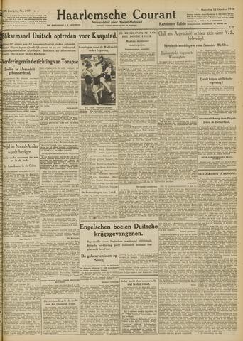 Haarlemsche Courant 1942-10-12