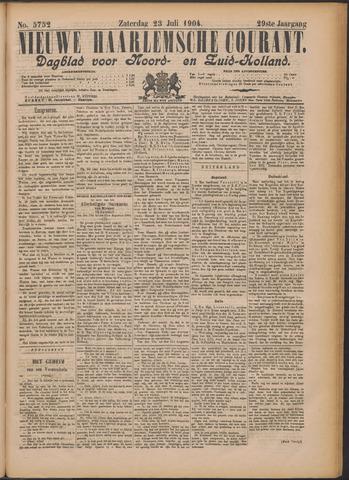 Nieuwe Haarlemsche Courant 1904-07-23