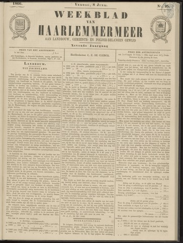 Weekblad van Haarlemmermeer 1866-06-08
