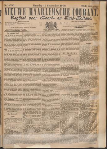 Nieuwe Haarlemsche Courant 1900-09-17