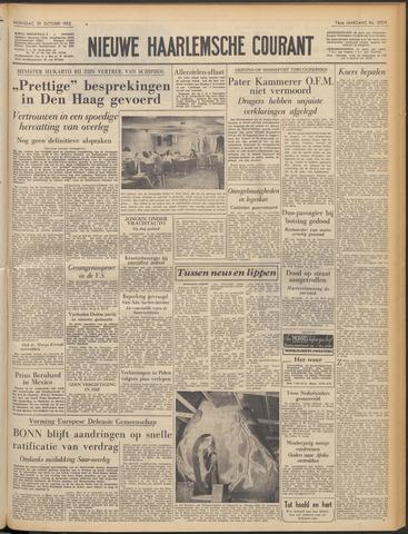 Nieuwe Haarlemsche Courant 1952-10-29