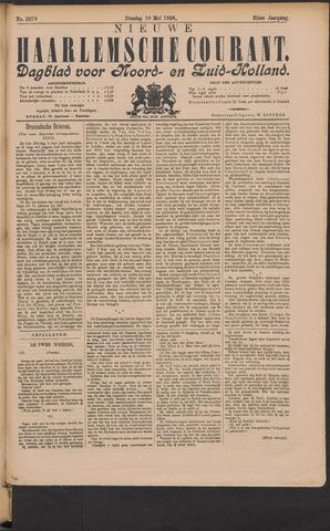 Nieuwe Haarlemsche Courant 1898-05-10
