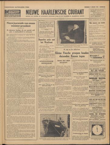 Nieuwe Haarlemsche Courant 1940-01-03