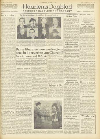 Haarlem's Dagblad 1951-10-29