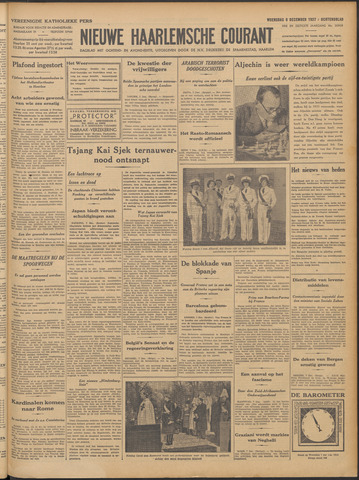 Nieuwe Haarlemsche Courant 1937-12-08