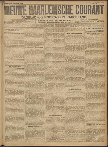 Nieuwe Haarlemsche Courant 1916-10-20