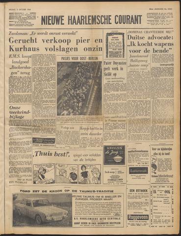 Nieuwe Haarlemsche Courant 1964-10-02
