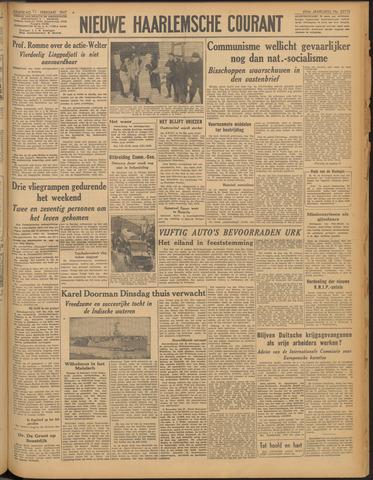 Nieuwe Haarlemsche Courant 1947-02-17