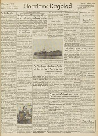 Haarlem's Dagblad 1947-12-09