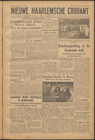 Nieuwe Haarlemsche Courant 1946-08-08