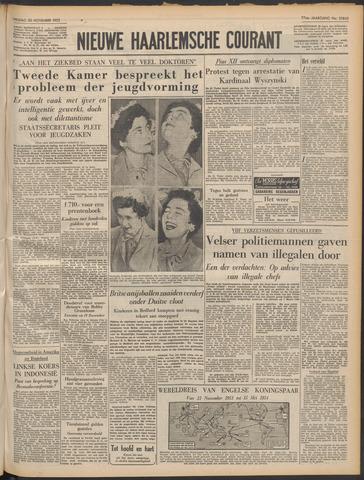 Nieuwe Haarlemsche Courant 1953-11-20