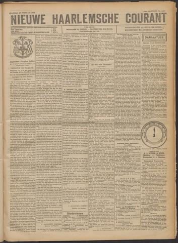 Nieuwe Haarlemsche Courant 1922-02-27