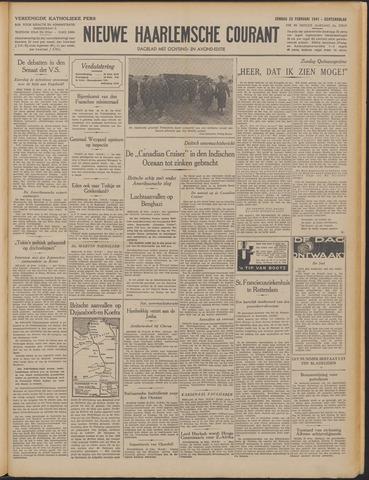 Nieuwe Haarlemsche Courant 1941-02-23