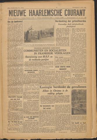 Nieuwe Haarlemsche Courant 1946-05-06