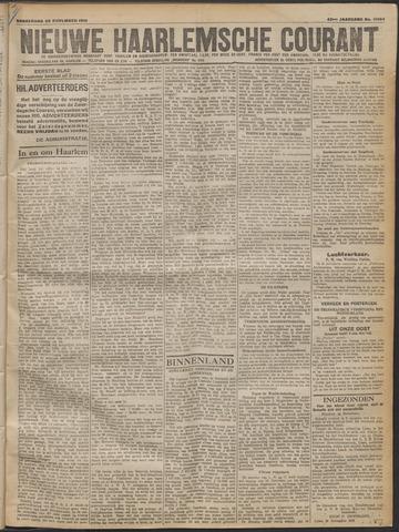 Nieuwe Haarlemsche Courant 1919-11-20