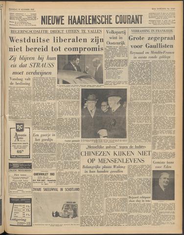 Nieuwe Haarlemsche Courant 1962-11-19