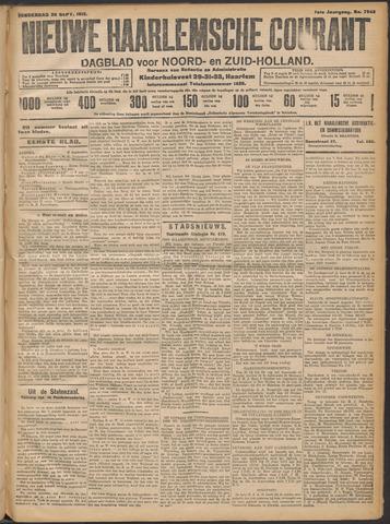 Nieuwe Haarlemsche Courant 1912-09-26