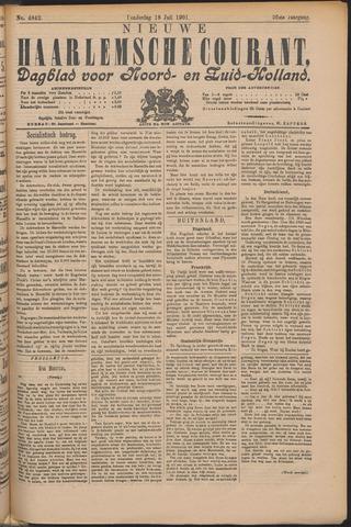 Nieuwe Haarlemsche Courant 1901-07-18