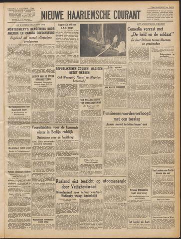 Nieuwe Haarlemsche Courant 1948-10-01